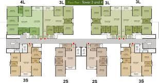Silver Towers Floor Plans salarpuria silveroak estate in rajarhat kolkata price location