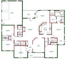 single open floor house plans 494 best house plans small to large two family images on