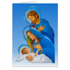 holy family greeting cards zazzle
