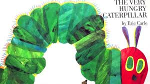 the very hungry caterpillar by eric carle read aloud for children