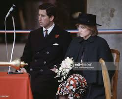 Prince Charles Princess Diana British Royalty Tour Of Wales October 1981 Prince Charles With
