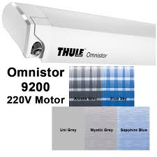 Omnistor Awning Parts Thule Omnistor 9200 Motor Awning Leisure Outlet
