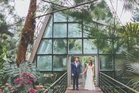 Botanic Garden Mansion Wedding Day Botanic Gardens Singapore Robert Gabrielle