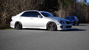 bagged lexus is300 low lexus is300 youtube