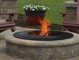 Smokeless Fire Pit by Outdoor Round Fire Pit Smokeless Valley City Supply
