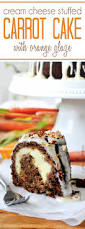 cream cheese stuffed carrot cake with orange glaze carlsbad cravings