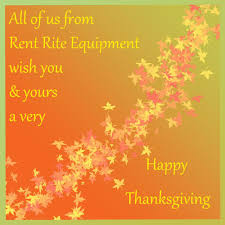happy thanksgiving to all of you rent rite equipment co linkedin