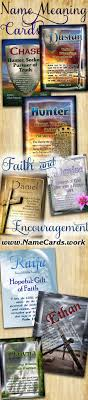 christian name meaning cards with bible verses order personalized
