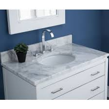 31 Inch Bathroom Vanity by Maut310wt 31 Inch Vanity Top For Udermount Sink With Backspalsh
