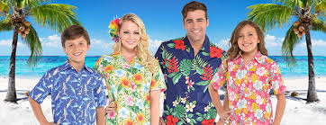 Tropical Themed Clothes - hawaiian shirts floral shirts party city