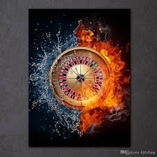 home fantasy design inc 2017 canvas art shutterstock fantasy roulette poster hd printed