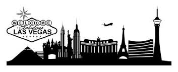 Las Vegas Home Decor Style Apply Las Vegas Skyline Wall Decal Sticker Mural