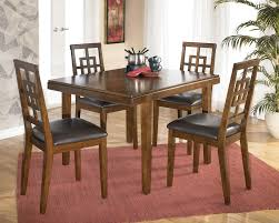 ashley furniture kitchen table and chairs stand up chair lift