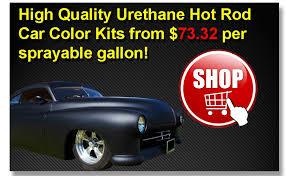 rod black paint flat matte satin and semi gloss car