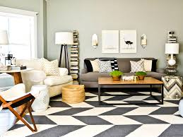 Black And White Stripped Rug Stark Rugs Living Room Contemporary With Area Rug Black And White