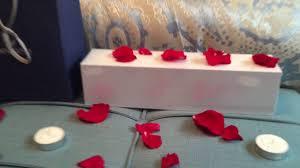 Romantic Bedroom Ideas With Rose Petals Best Valentine U0027s Day Surprise Watanisnap Romantic Idea Youtube