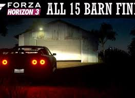 Barn Find 3 Forza Horizon Forza Horizon 3 Barn Find Locations Youtube Sunglasses