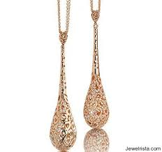 italian jewellery designers gold and diamond pendants by jewelry designer roberto coin
