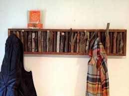 bathroom modern wall mounted coat rack ideas to impress you