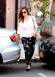 minka kelly at marie nails in west hollywood 11 gotceleb