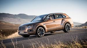 bentley suv 2016 2017 bentley bentayga suv review with price horsepower and photo