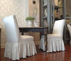 parsons chair slipcover shabby chic dining chair slipcover home design ideas