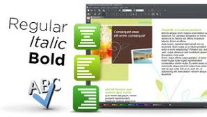 layout designer the features of xara page layout designer