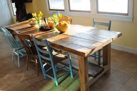 Harvest Dining Room Table Soulemama Our Harvest Table