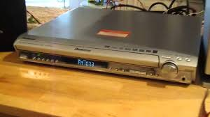 panasonic dvd home theater sound system panasonic sa ht730 youtube