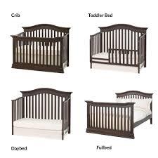 sealy baby posturepedic crown jewel crib mattress baby cache montana 4 in 1 convertible crib espresso babies