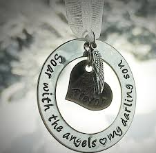 personalized rear view mirror charms memorial suncatcher soar with the personalized suncatcher