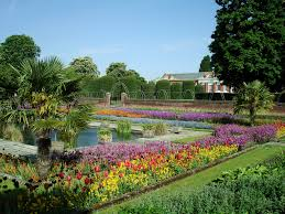sunken garden kensington palace london united kingdom flickr