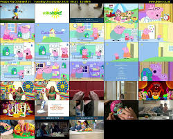 Peppa Pig Cuckoo Clock Peppa Pig Channel 5 2016 01 26 0825