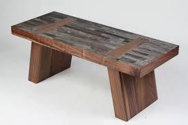 walnut river coffee table greg klassen furniture antique squa thippo
