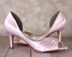 light purple wedding shoes pink wedding shoes etsy