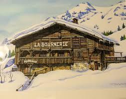 chambre d hote ski restaurant et chambres d hôte au grand bornand