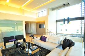 living room interior awesome modern house in bassonia south africa
