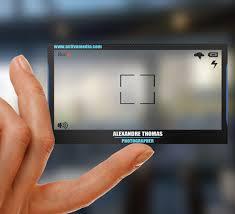 Clear Business Cards 40 Creative Translucent Business Cards U2013 Yvelle Design Eye