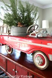 Fire Trucks Decorated For Christmas 12 Tips To Simplify Christmas Decorating Kelly Elko