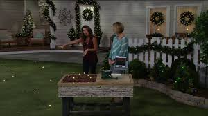 Bunnings Fairy Lights by Lawn Lights Illuminated Led Outdoor Lighting Display On Qvc Youtube
