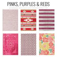 Pink 8x10 Rug Stylish U0026 Affordable Area Rugs