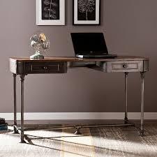 Small Cherry Writing Desk by Shop Boston Loft Furnishings Jordan Rustic Writing Desk At Lowes Com