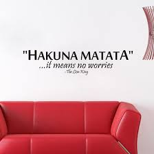 popular removable wall sticker letters buy cheap removable wall the wall sticker for living room bedroom home decor hakuna matata letters art mural removable wall sticker muurstickers