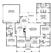 Colonial Floor Plans Awesome Design 1 Colonial Style House Floor Plans Style House