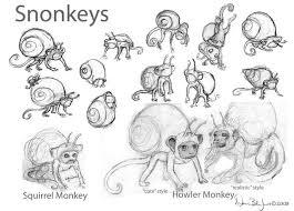 monkey u2013 familiar oddlings