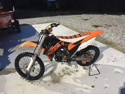 2014 ktm sx for sale 26 used motorcycles from 2 450