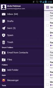 yahoo apps for android on with the new yahoo mail app for windows 8 ios android