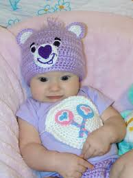 crochet purple care bear costume share bear custom