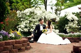 outdoor wedding venues in nc the gardens at gray gables