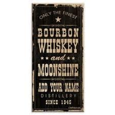 bourbon sign bar signs